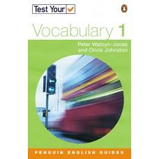 Test Your Vocabulary 1 NE