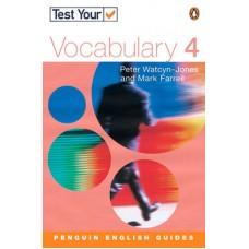 Test Your Vocabulary 4 NE