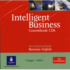 Intelligent Business Pre-Intermediate CourseBook CD 1-2