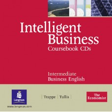Intelligent Business Intermediate Coursebook 1-2