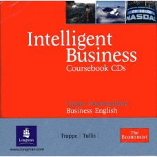 Intelligent Business Upper Intermediate Course Book CD 1-2
