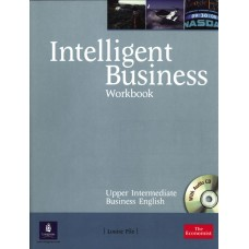 Intelligent Business Upper Intermediate Workbook and CD pack