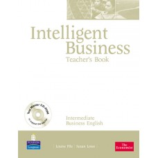 Intelligent Business Intermediate Teachers Book and Test Master CD-Rom Pack