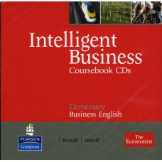 Intelligent Business Elementary Coursebook Audio CD 1-2