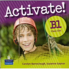 Activate! B1 Class CD 1-2