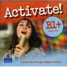 Activate! B1 Plus Class CD 1-2