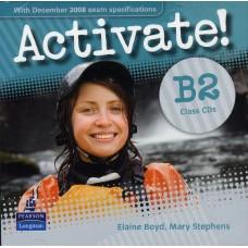 Activate! B2 Class CDs 1-2