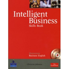 Intelligent Business Elementary Skills Book/CD-Rom Pack