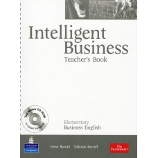 Intelligent Business Elementary Teacher`s Book/ Test Master CD-Rom Pack
