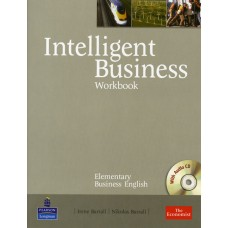 Intelligent Business Elementary Workbook/Audio CD Pack