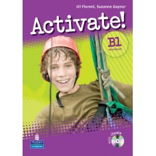 Activate! B1 WorkBook without Key/CD-ROM Pack