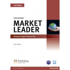 Market Leader 3rd Edition Intermediate Level Practice File and CD Pack