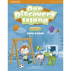 Our Discovery Island Starter Student's Book