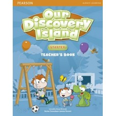 Our Discovery Island Starter Teacher's Book