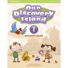 Our Discovery Island Level 1 Activity Book