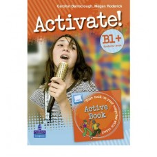 Activate! B1 Plus Student's Book Pack