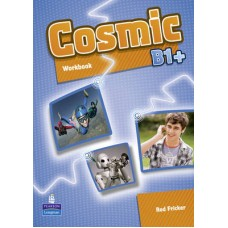 Cosmic B1 Plus Workbook and Audio CD Pack