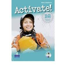 Activate! B2 WorkBook with Key CD-ROM Pack