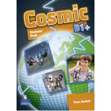 Cosmic B1 Plus Student's Book and Activity Book Pack