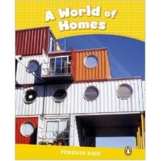 Penguin Kids 6: A World Of Homes