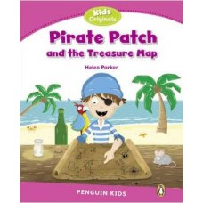 Penguin Kids 2 Pirate Patch