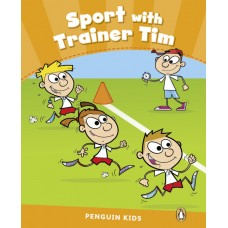 Penguin Kids 3: Sport with Trainer Tim