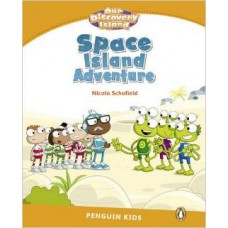 Penguin Kids 3 Space Island Adventure