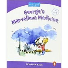 Penguin Kids 5 George's Marvellous Medicine