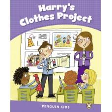 Penguin Kids 5: Harry's Clothes Project