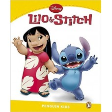 Penguin Kids 6: Lilo and Stitch