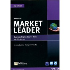 Market Leader 3rd Edition Advanced Coursebook (with DVD-ROM inc. Class Audio) And MyLab