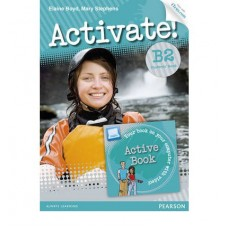 Activate! B2 Students' Book with Access Code and Active Book Pack