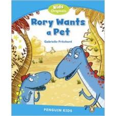Penguin Kids 1 Rory Wants a Pet