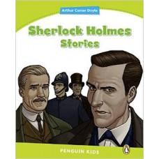 Penguin Kids 4 Two Sherlock Holmes Stories