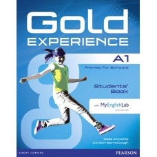 Gold Experience A1 Students' Book with DVD-ROM and My English Lab