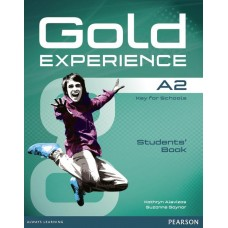 GOLD EXPERIENCE A2 Students' Book with Multi-ROM