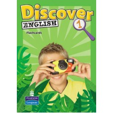 Discover English 1 Flashcards