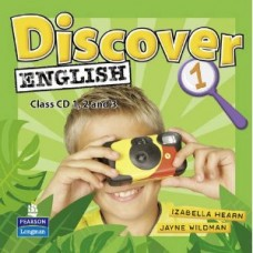 Discover English 1 Class CD