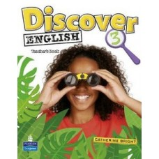 Discover English 3 Teacher's Book