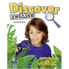 Discover English Starter Teacher's Book