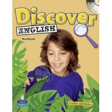 Discover English Starter Activity Book