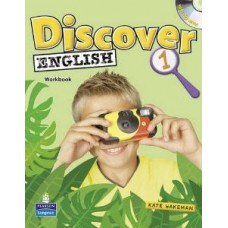 Discover English 1 Activity Book