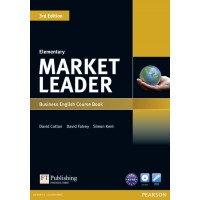 Market Leader Elementary 3rd Edition Coursebook and Dvd-Rom Pack