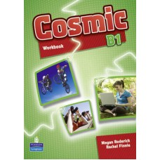 Cosmic B1 Workbook and Audio CD Pack