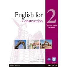 English for Construction 2 Coursebook