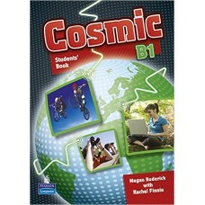 Cosmic B1 Student's Book and Activity Book Pack