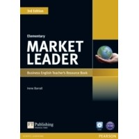 Market Leader Elementary 3rd Edition Teacher's Resource Book & Test Master Cd-Rom Pack