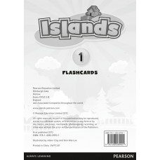 Islands 1 Flashcards