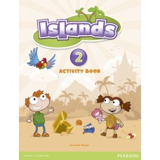 Islands 2 Activity Book