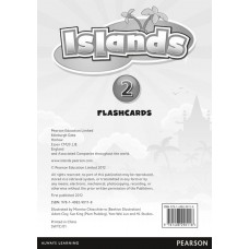 Islands 2 Flashcards